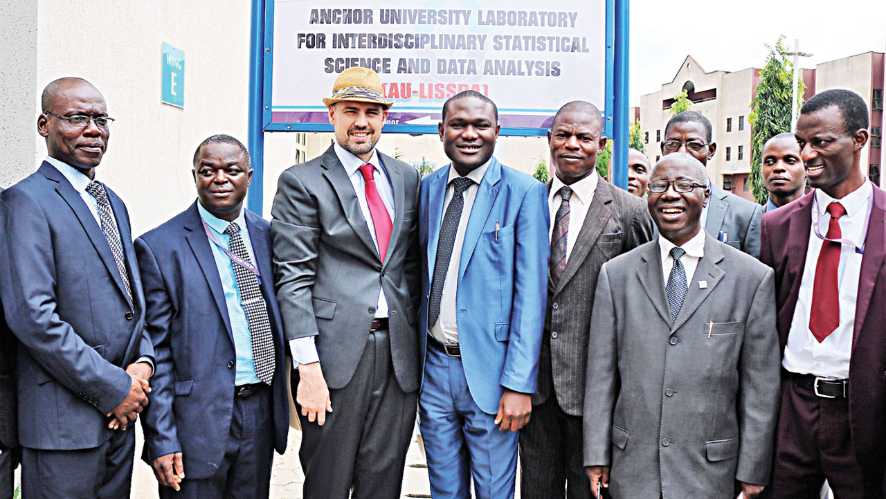 EDUCATION : Anchor varsity inaugurates lab centre to boost research, data analysis