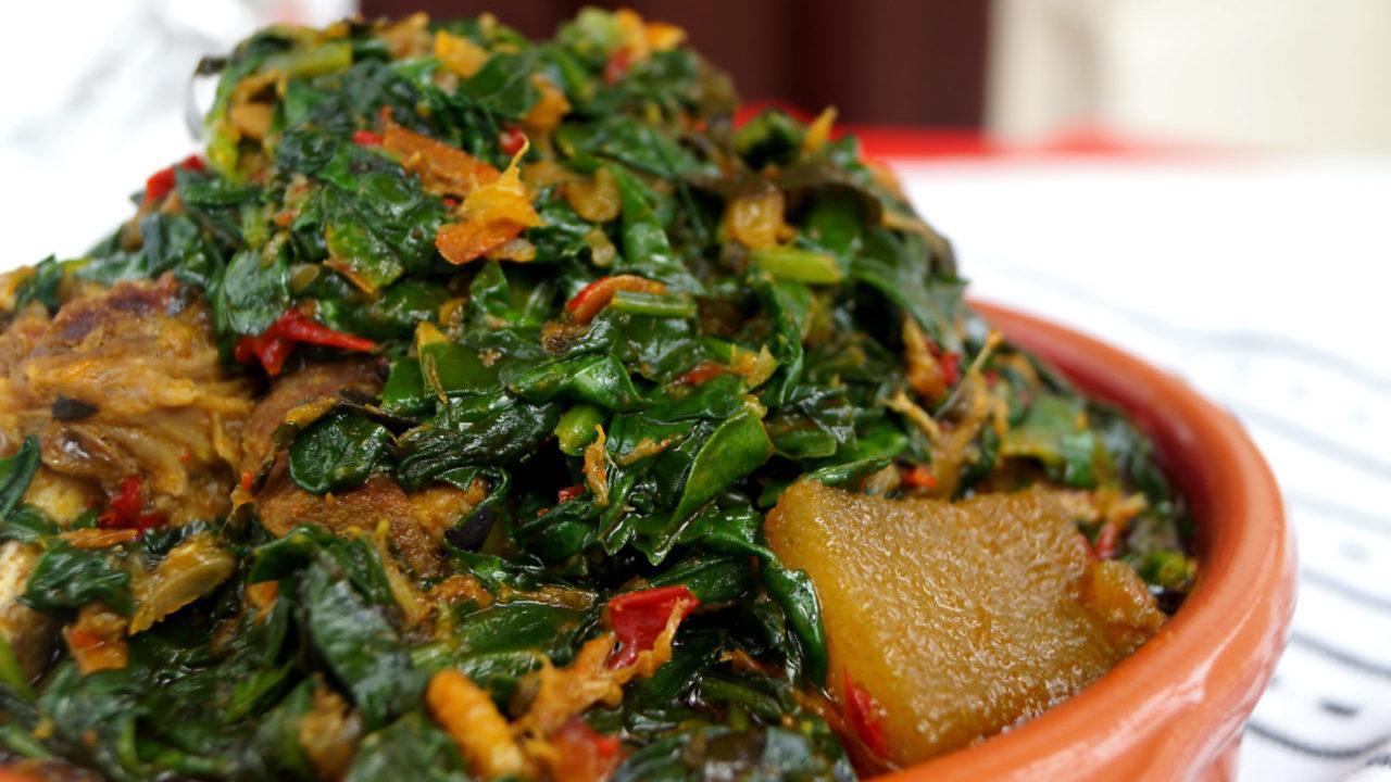 Recipe For The Tastiest Efo Riro | The Guardian Nigeria Newspaper - Nigeria and World ...