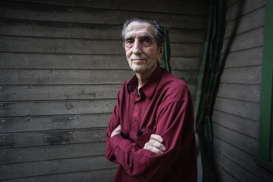Hollywood Pays Tribute to Harry Dean Stanton