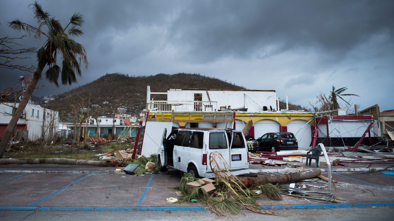 After Irma, Saint-Martin, Saint Barthelemy brace for Hurricane Jose