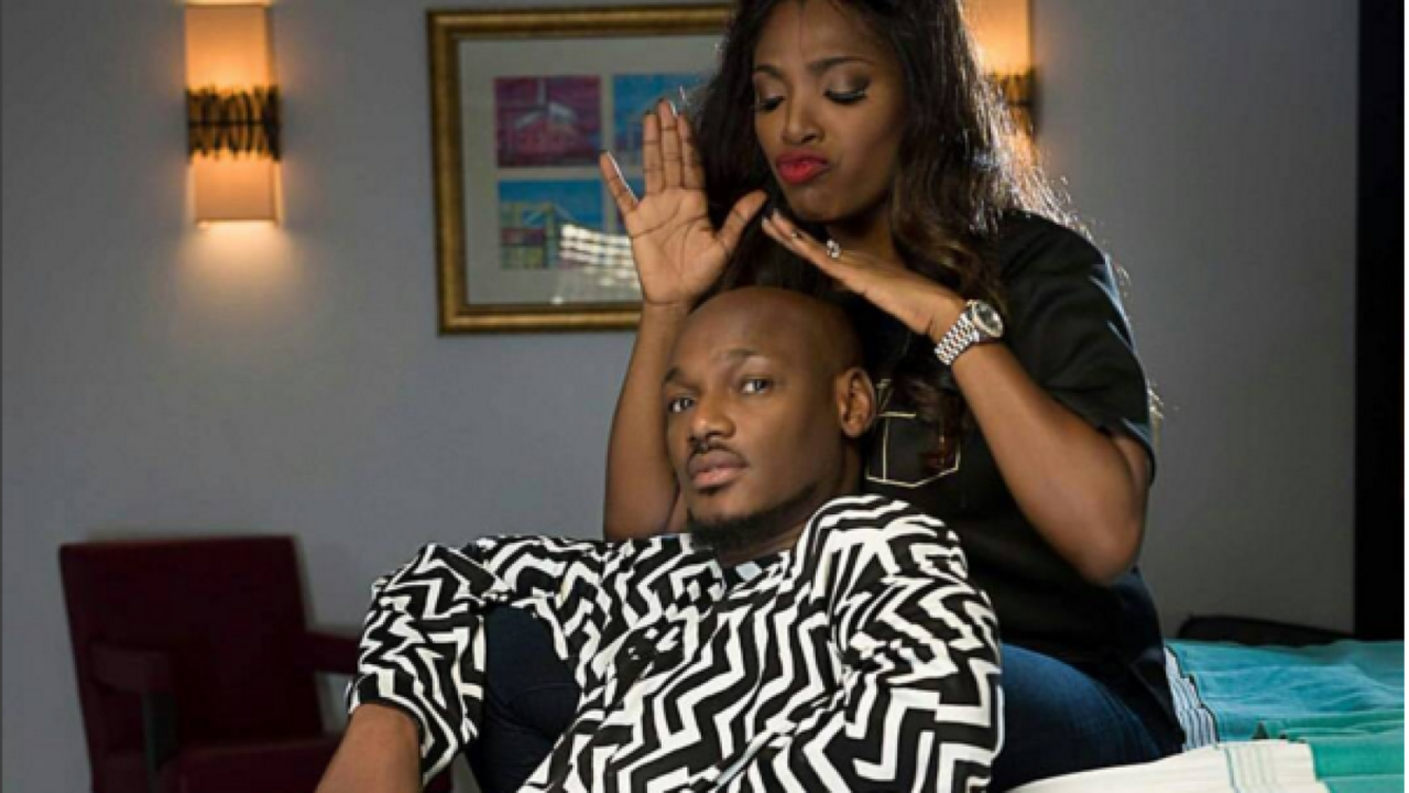 Tuface And His Wife Annie Idibia In Kenya For 41st Birthday