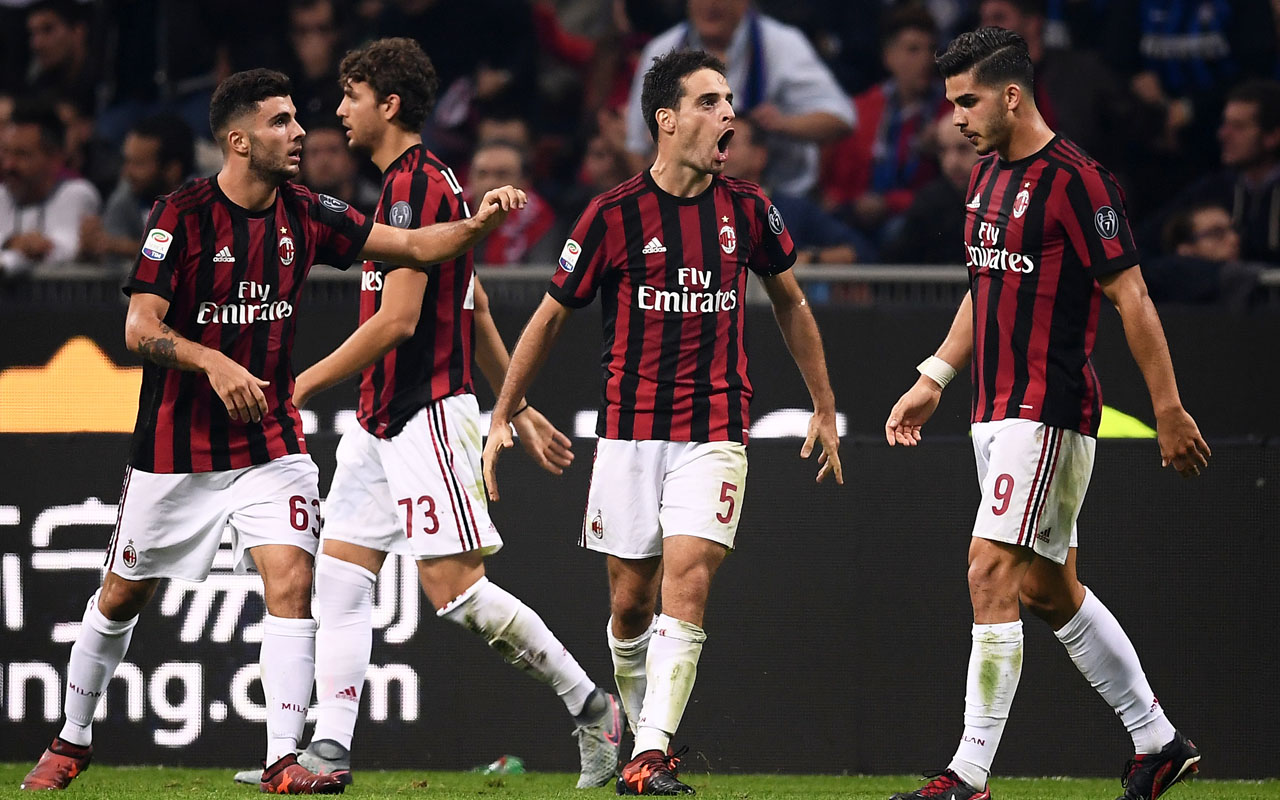 AC Milan tackles Juventus in Serie A's top game of the week