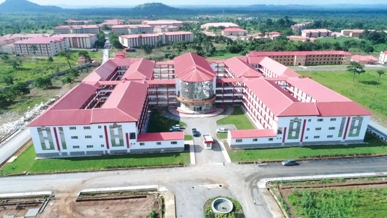 Image result for abuad campus pics