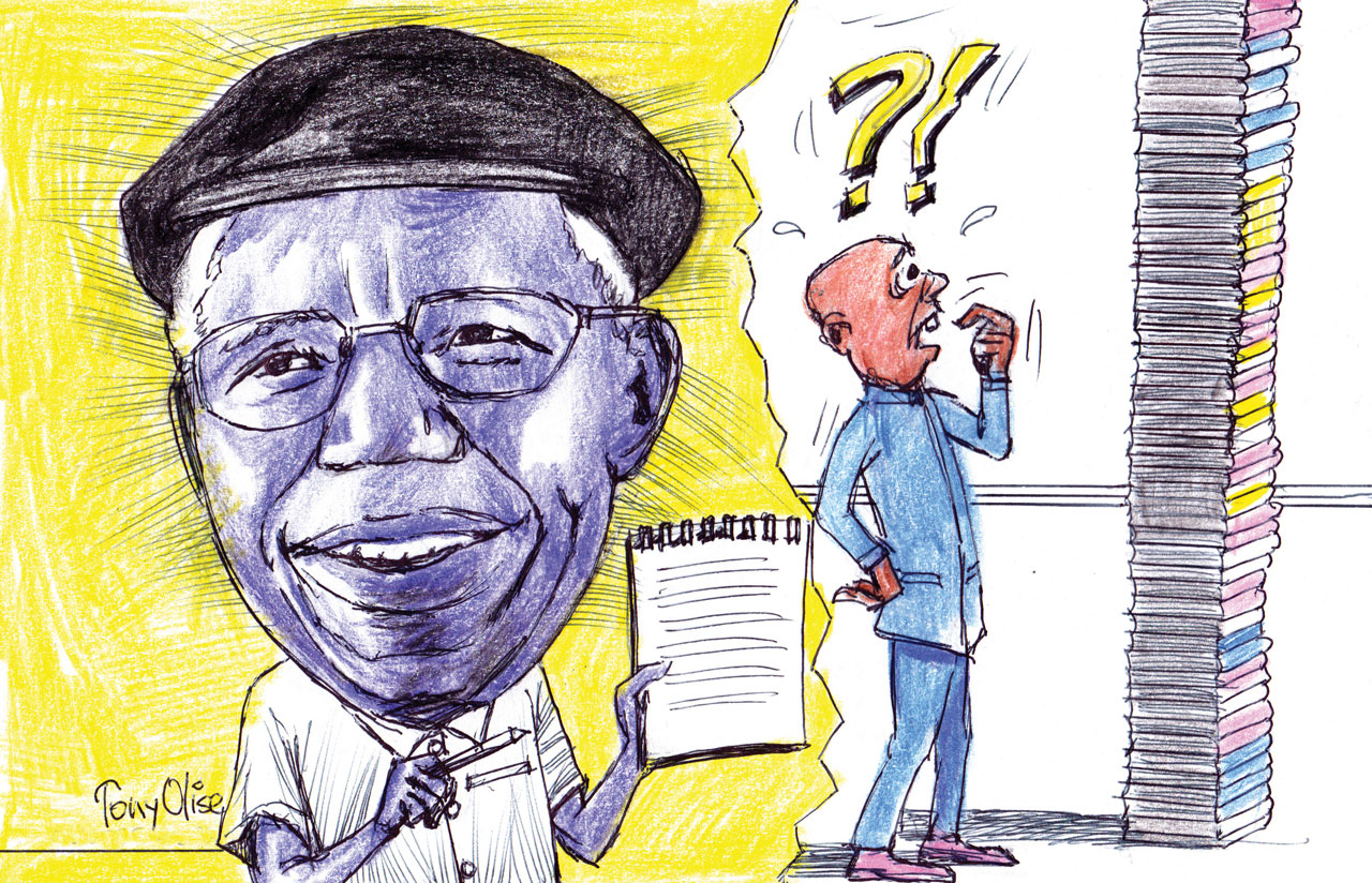 analysis of the voter by chinua achebe