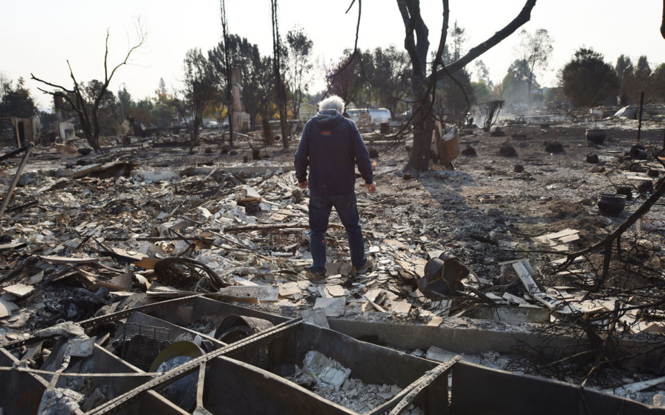 23 dead in 'catastrophic' California wildfires