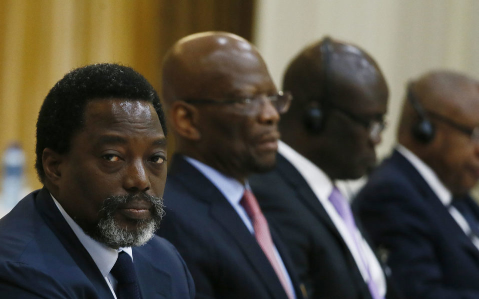 No DRC Presidential Poll Before 2019: Electoral Commission