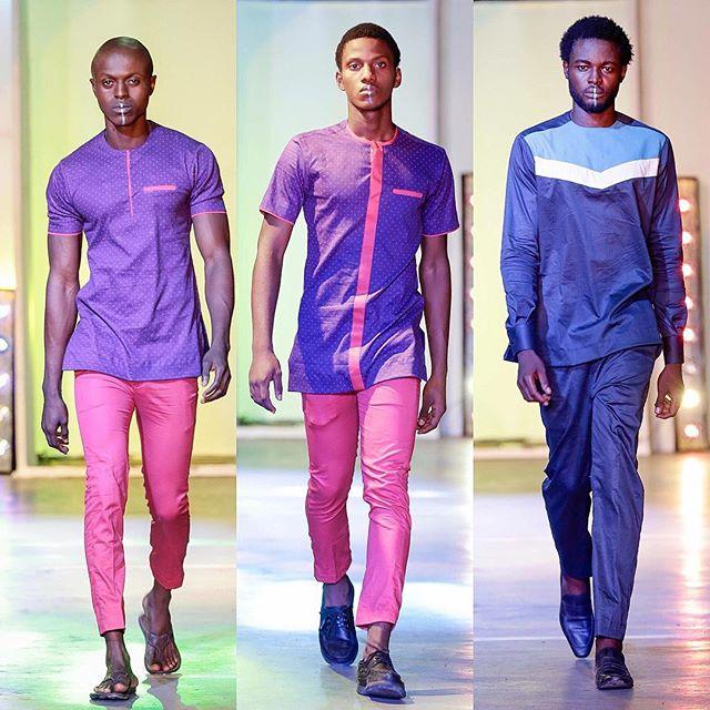 1c97c314695b Designer  Walker Designs. Photo credit  Instagram Mensfashionweeknigeria