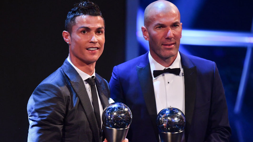 Critics should be careful with Ronaldo – Zidane