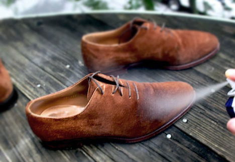 How To Take Care Of Suede Shoes | The