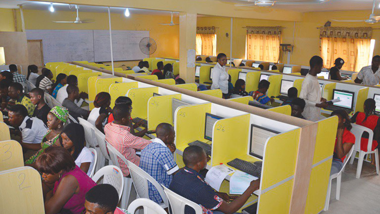 JAMB Candidates. Photo: Guardian Nigeria