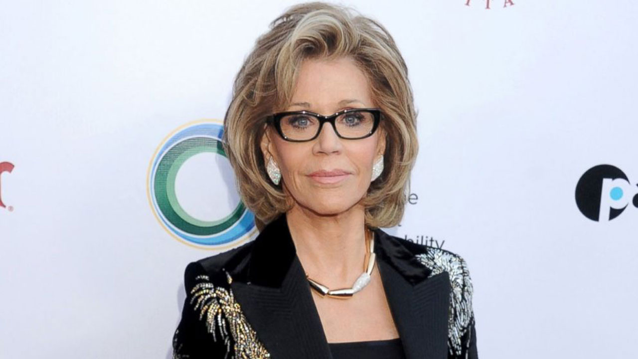 Jane Fonda: 'I wish I had spoken out about Harvey Weinstein earlier'