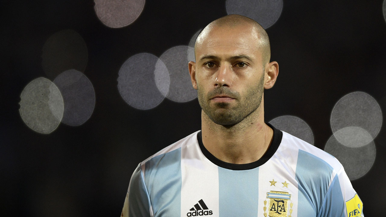 Mascherano to quit Argentina after World Cup — Sport — The