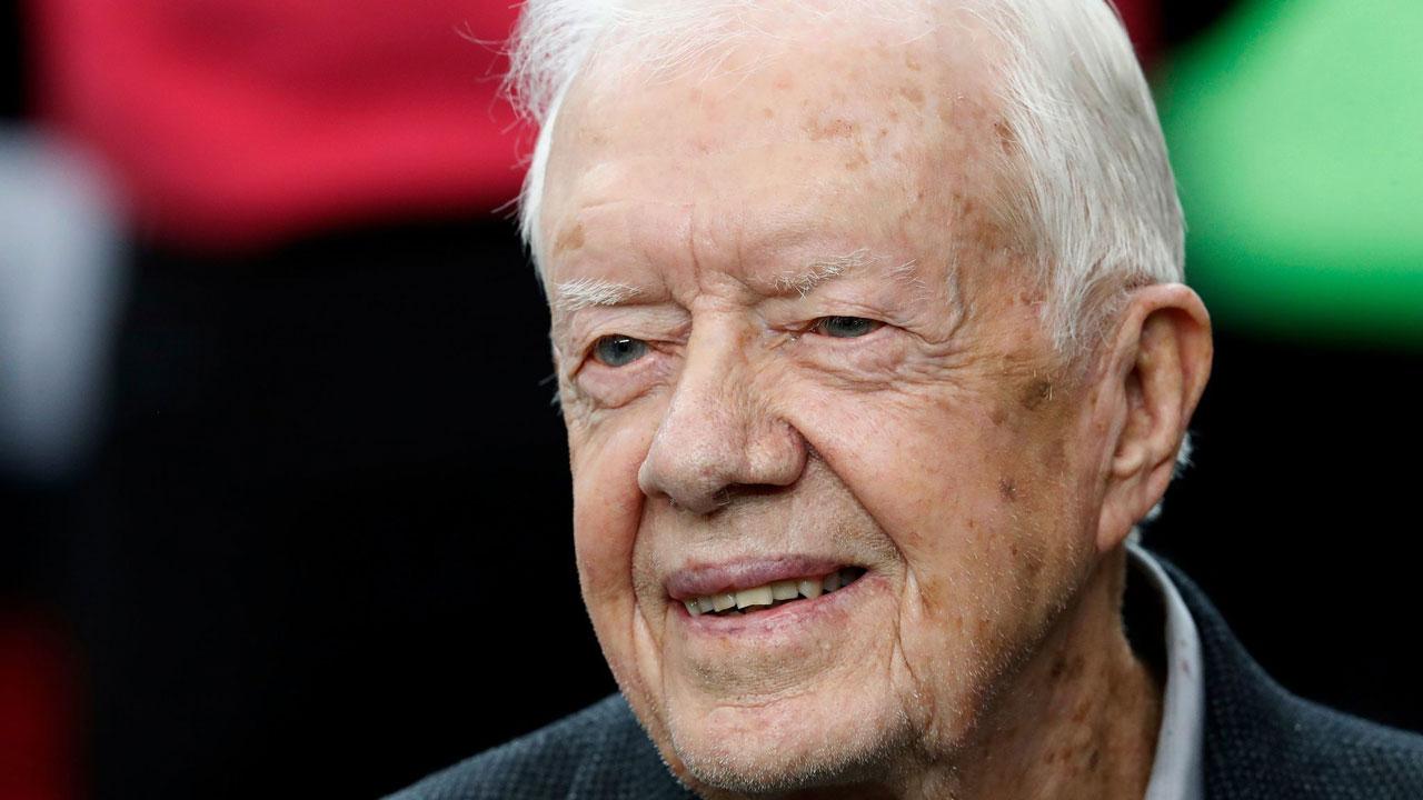 Präsident Carter