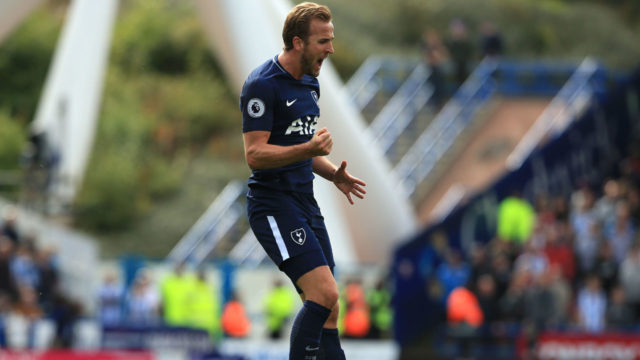 Kane strikes but Spurs drop points