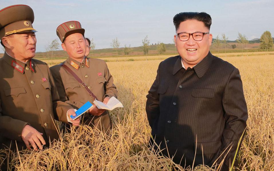 North Korea's Kim 'very rational', says CIA