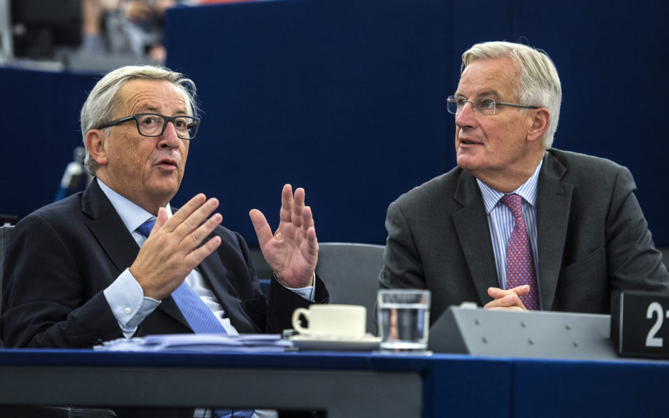 'Brexit is not a game,' says EU's Barnier