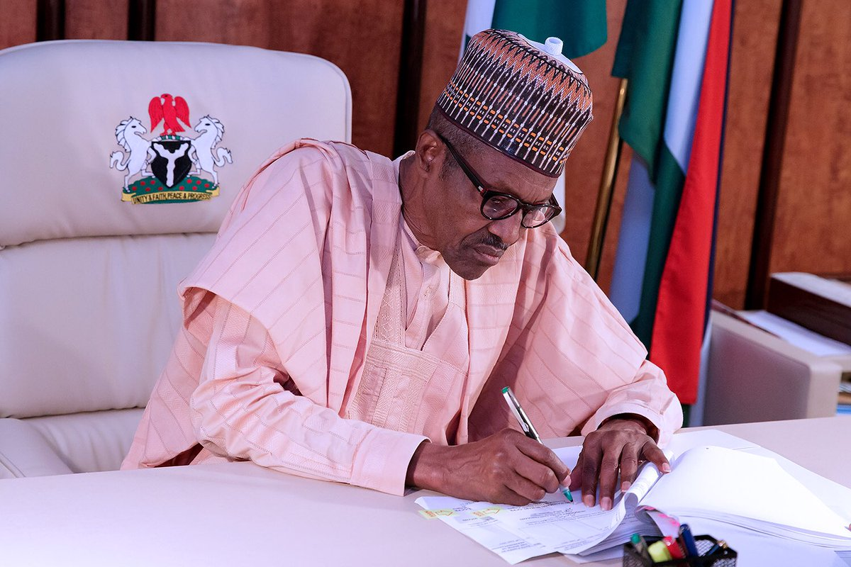 Buhari Calls For Return of Nigerian Troops — ECOWAS