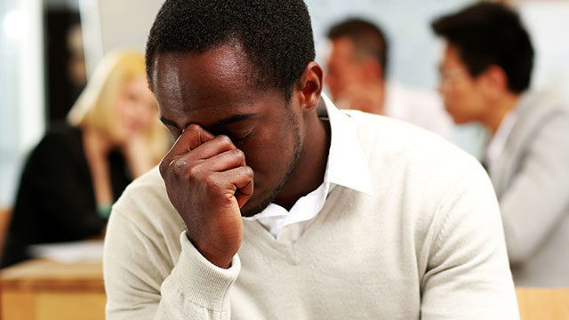 the major causes of the anxiety a depression in afro americans African americans have been found to have higher rates of  (2012)  depression and anxiety among asian americans: the effects of social.