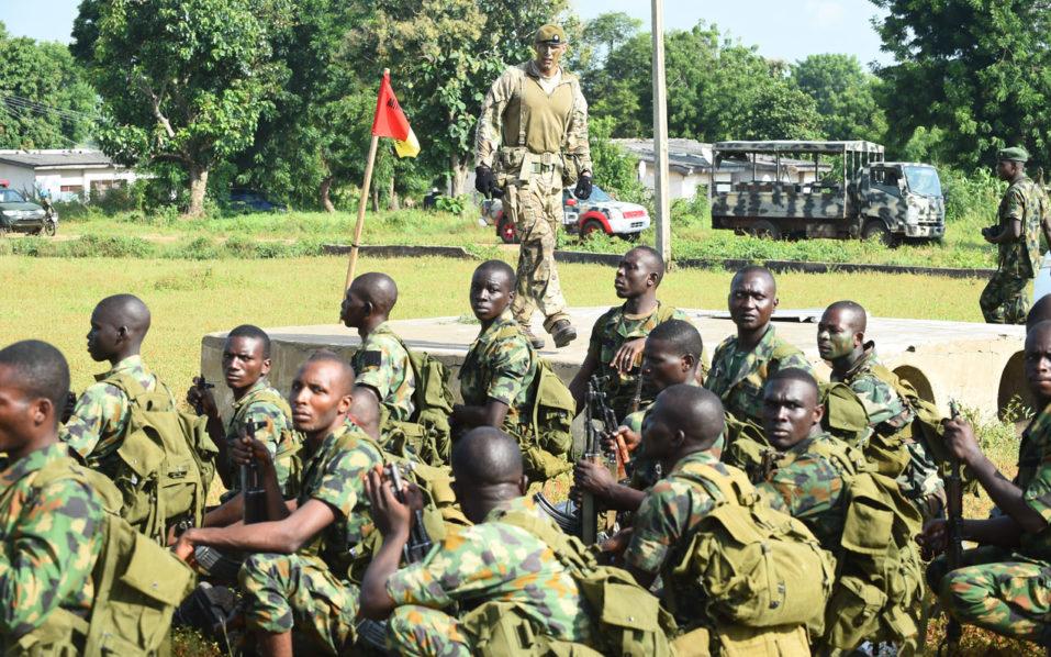 Nigerian Army warns against fake vacancies | The Guardian Nigeria