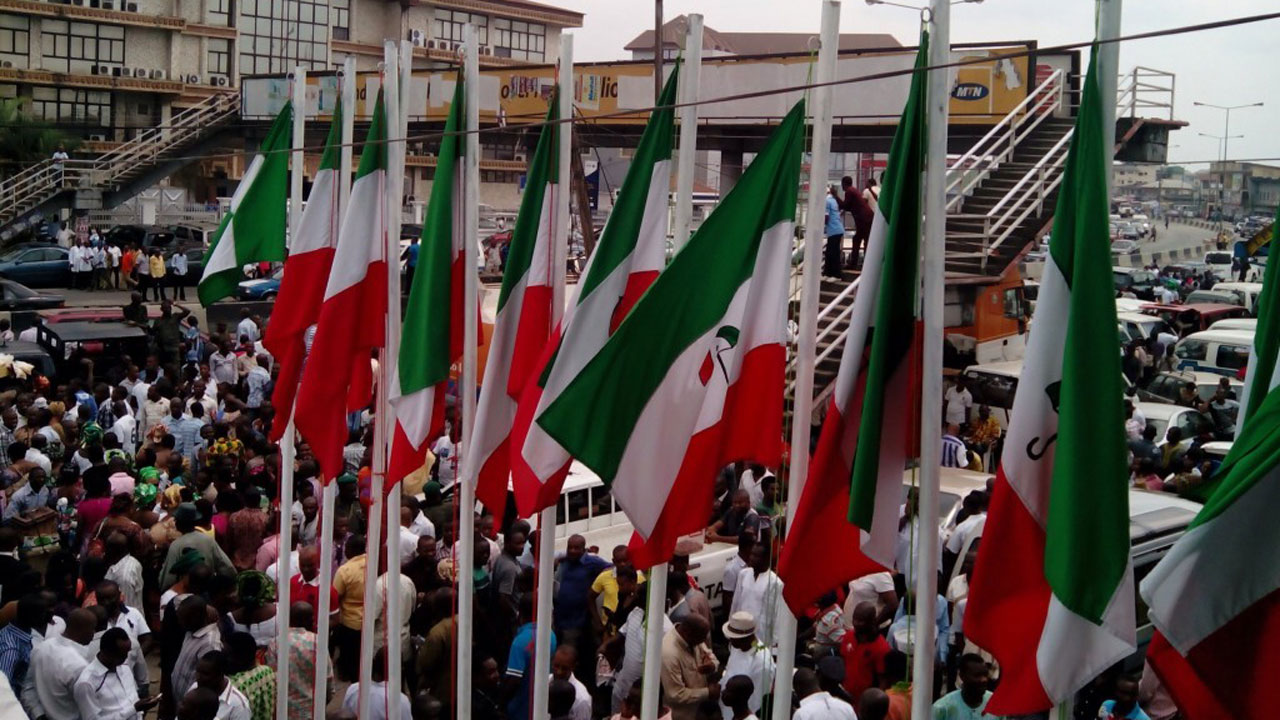 Some elements in Buhari's govt planning to disrupt our convention - PDP