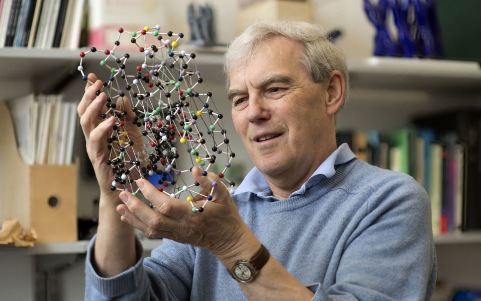 UK-based scientist to share Nobel Prize for Chemistry