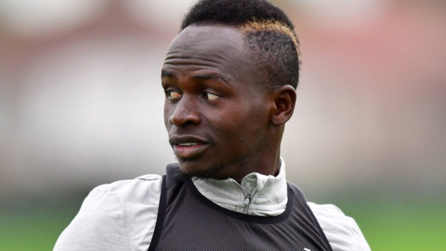 Sadio Mane: shy youngster to global star