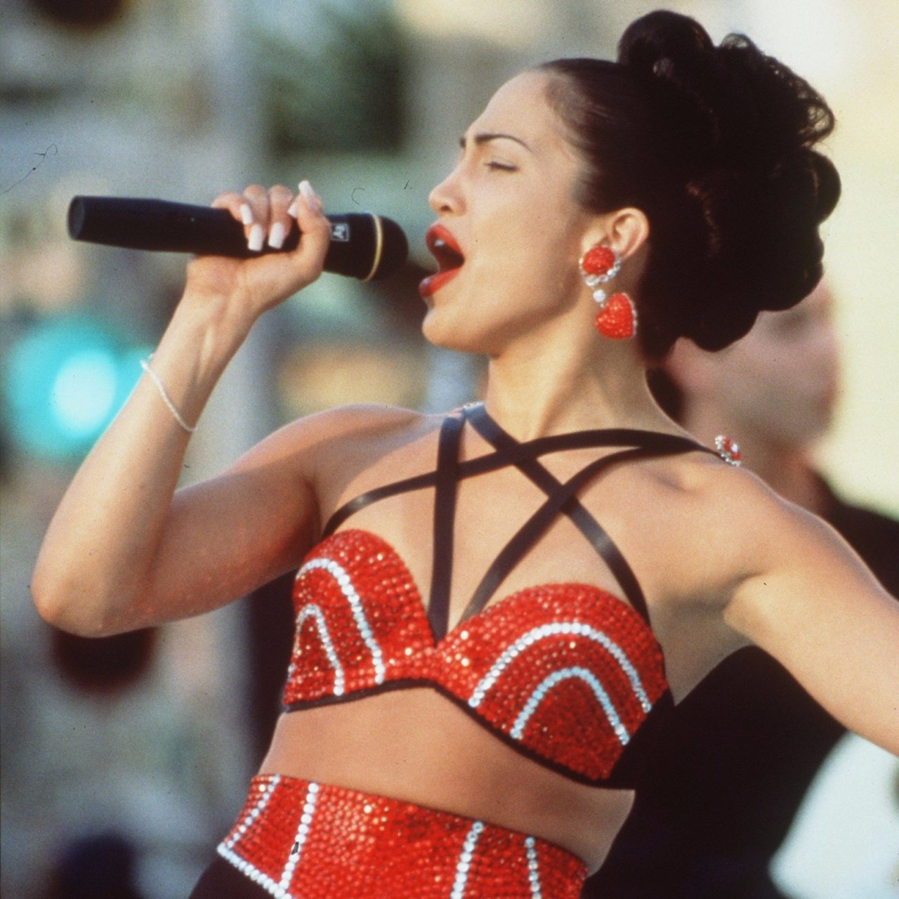 Who Is Selena Quintanilla, Today's Google Doodle?