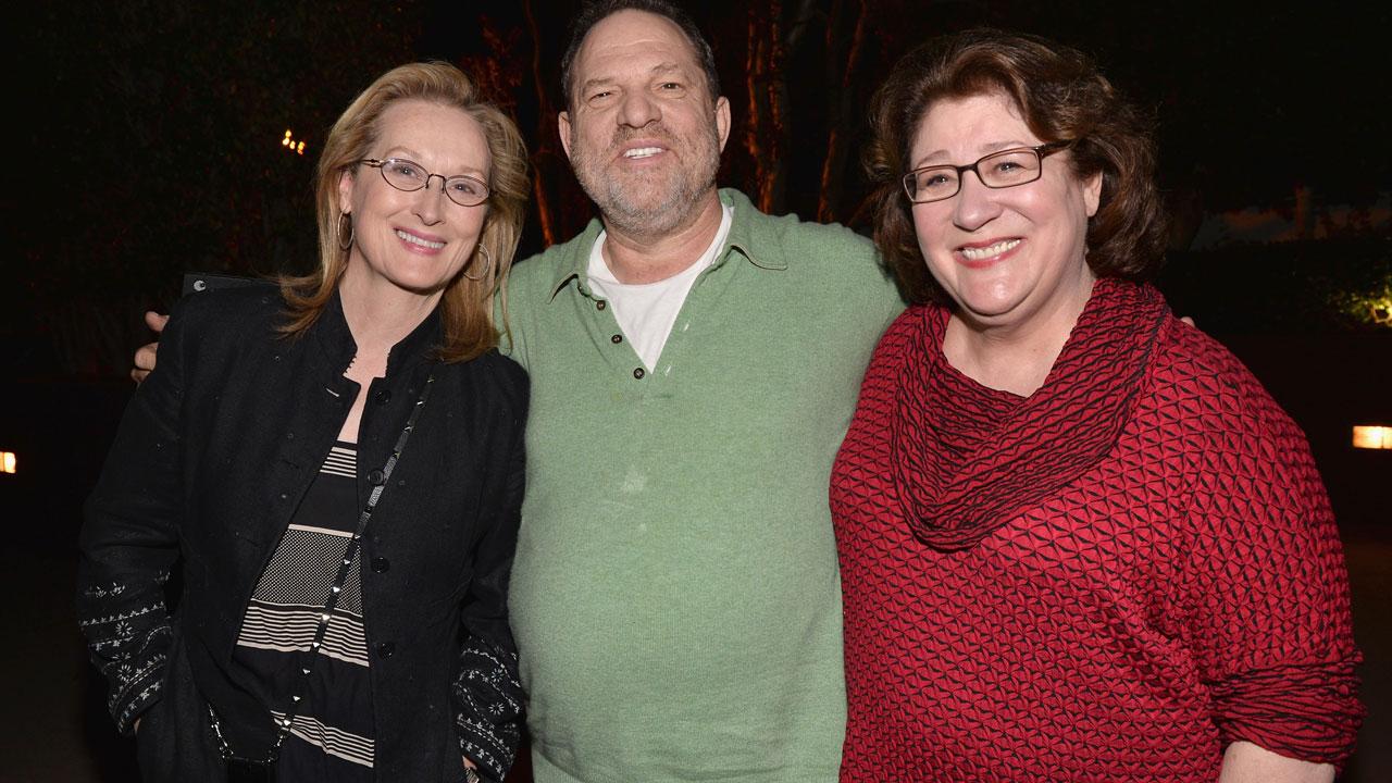 Streep, Dench voice outrage at Weinstein