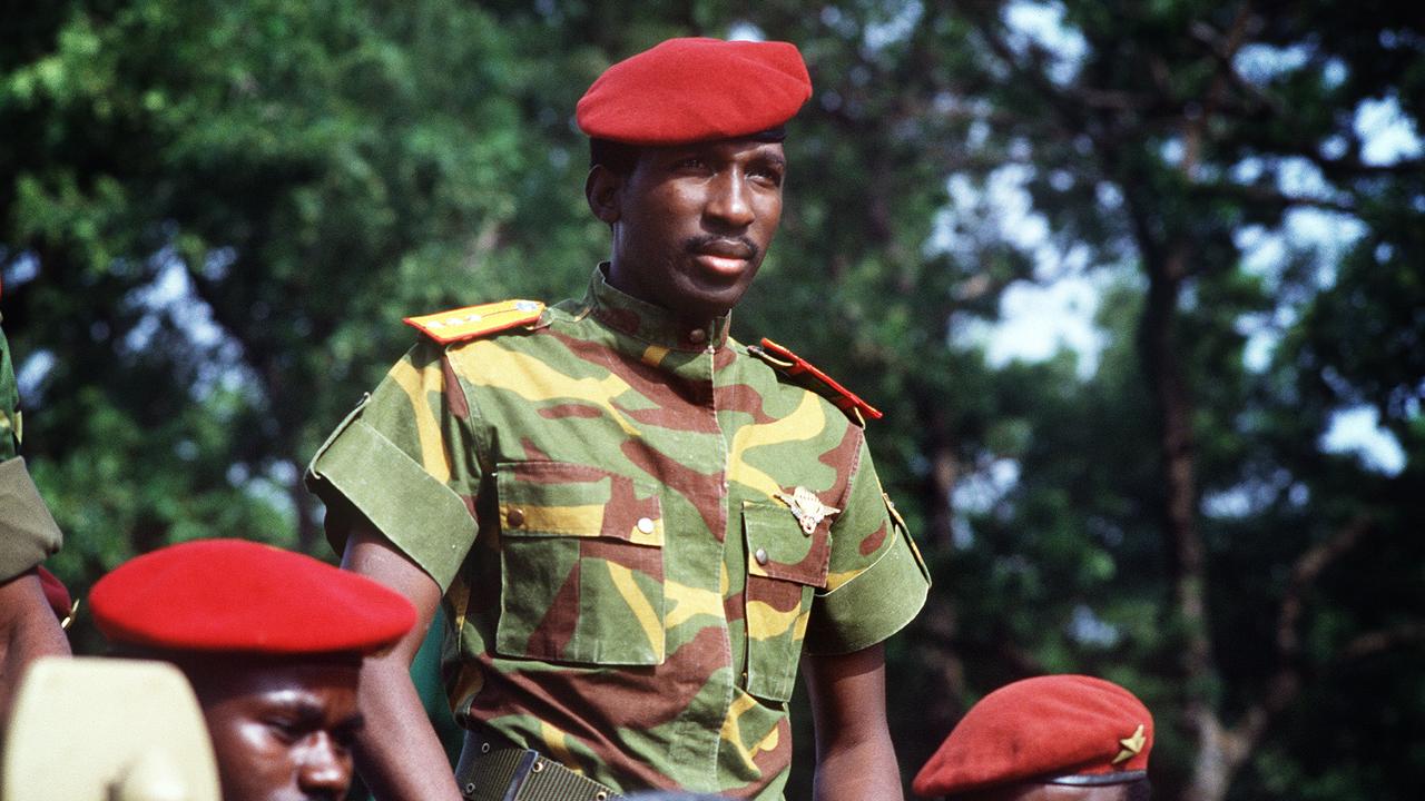 Burkina starts trial of alleged killers of left-wing idol Sankara