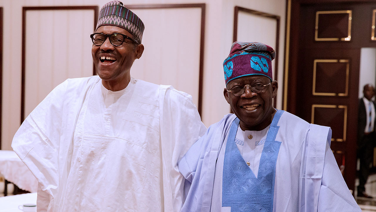 Buhari Hands Over Campaign To Tinubu, Says He Doesn't Want Governance To Suffer