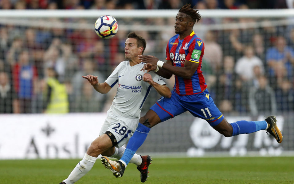 Zaha inspires Palace to Chelsea win