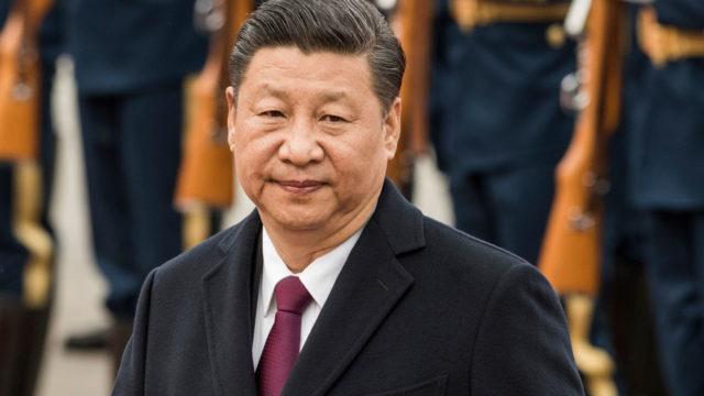 Xi set for second term with enhanced power