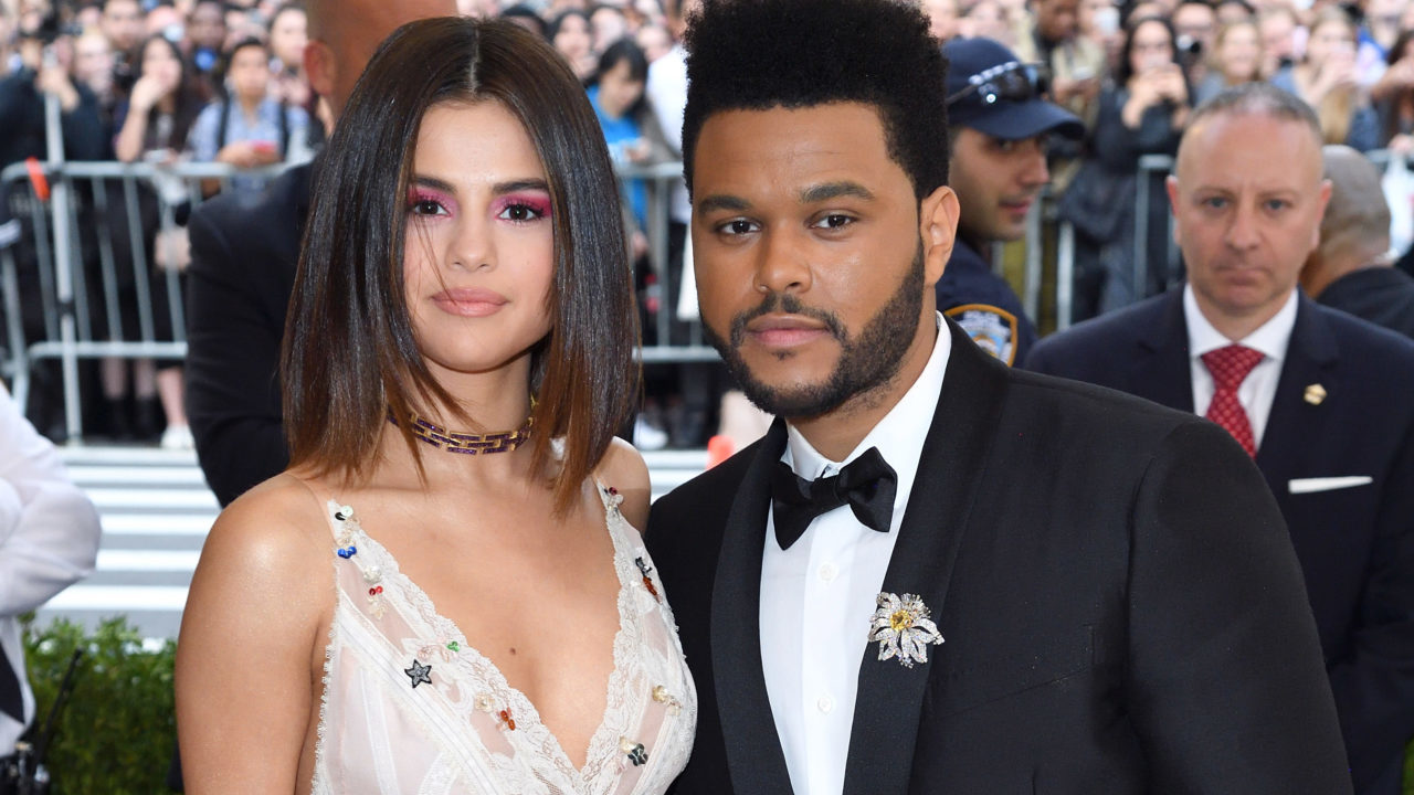Who is the weeknd dating 2019