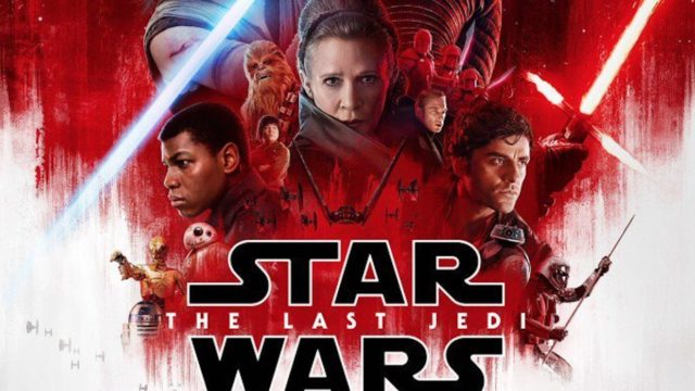 Star Wars: The Last Jedi' second-highest opening ever in N. America