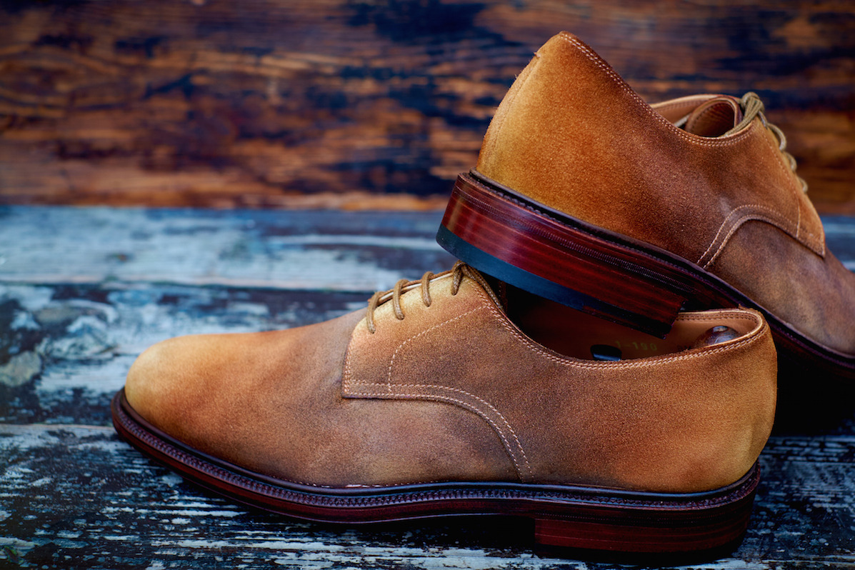How To Take Care Of Suede Shoes — Guardian Life — The ...