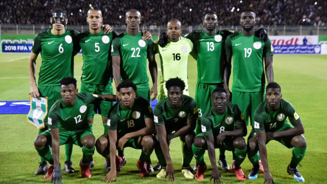 Eagles to play six matches ahead of World Cup