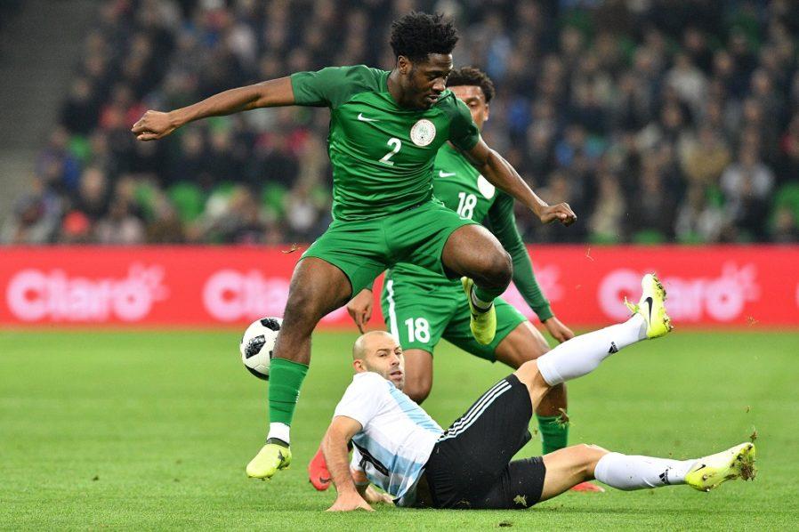 Nigeria To Face Argentina, Croatia And Iceland