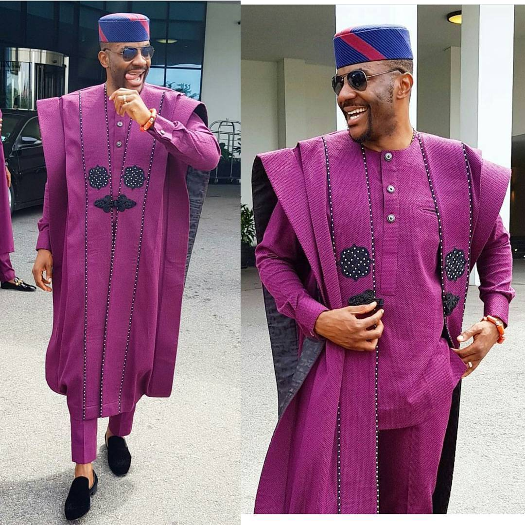 Image result for Banky W's wedding