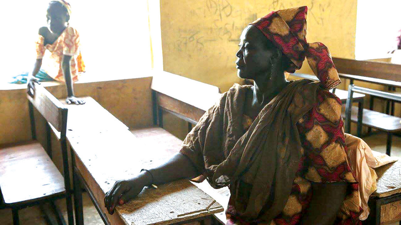The mother who outsmarted Boko Haram for nine months by pretending to be mad
