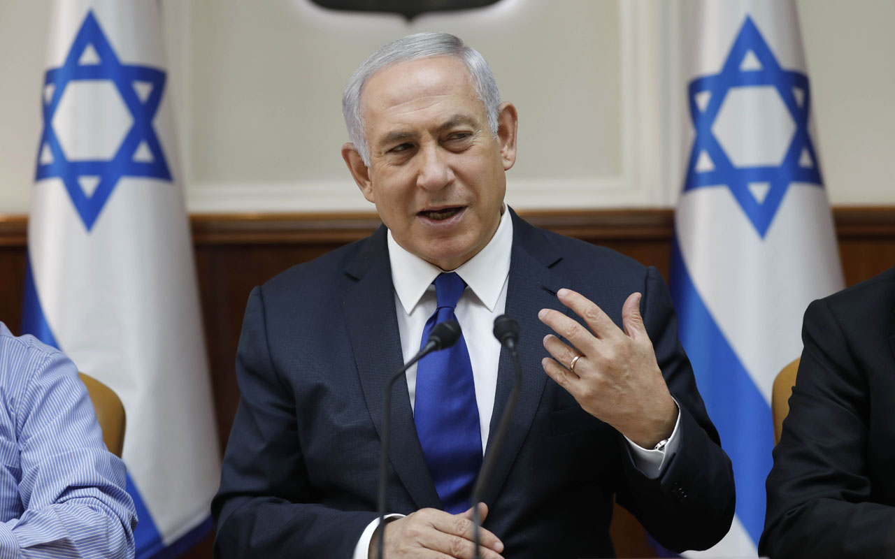 Netanyahu praises Pompeo's firm speech on Iran