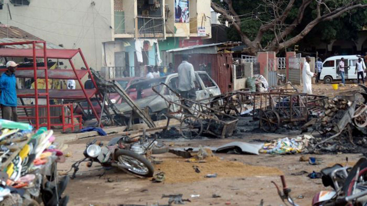 Death toll climbs to 56 in Mubi suicide attack
