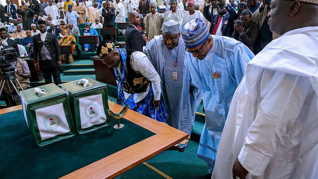 NEWS:Why 2018 budget may not be passed before January, by Senate
