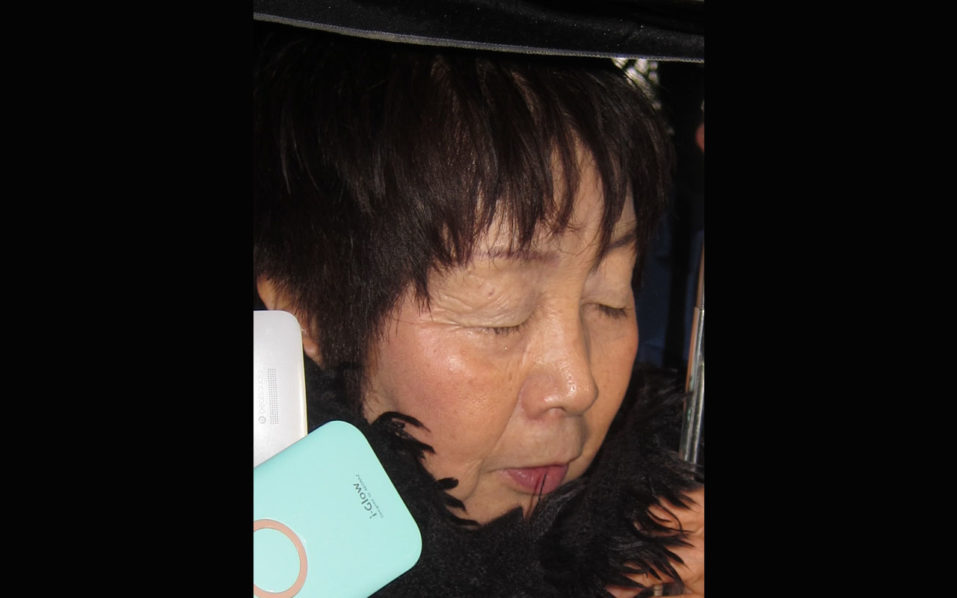 Japan's 'Black Widow' sentenced to death for murder