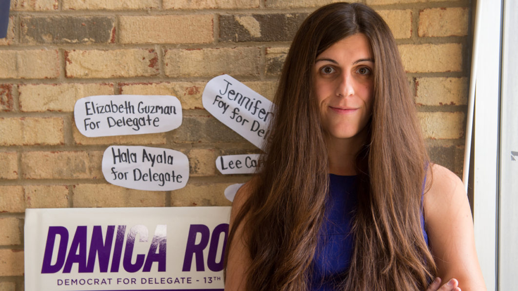 First transgender elected official in Virginia lauded as trailblazer