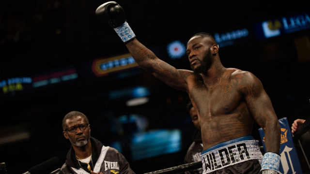 Wilder agrees to heavyweight  unification bout with Joshua in UK