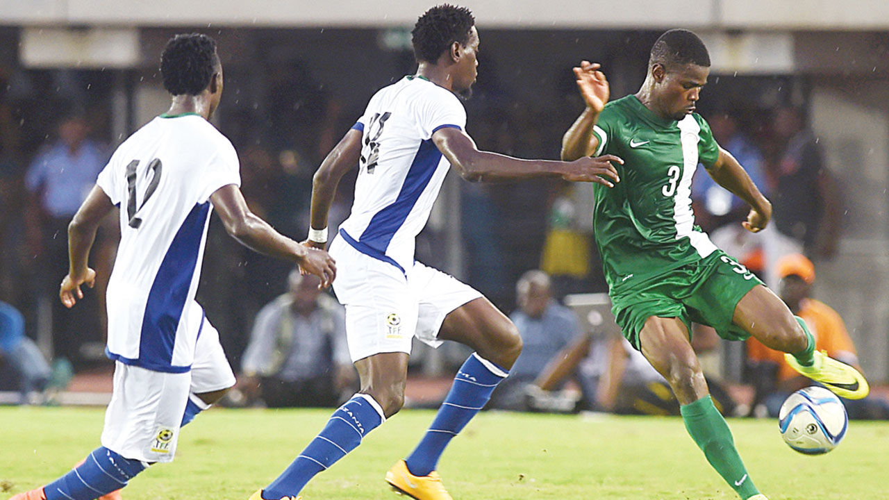 Nigeria ready for any team at the World Cup - Echiejile