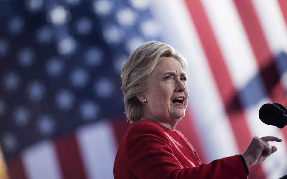 Clinton accused of 'cheating' in 2016 Democratic primaries
