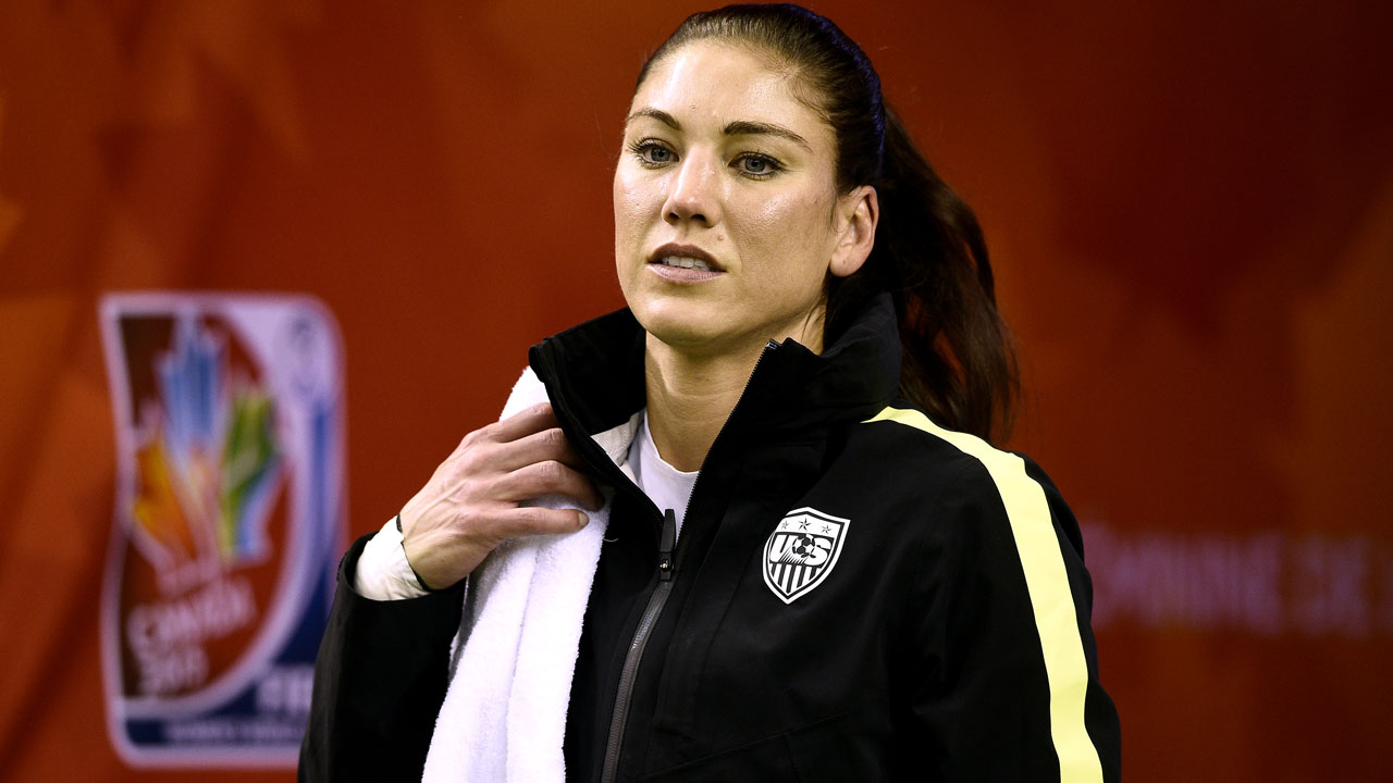 Solo: Blatter Says Hope Solo's 'grabbed Ass' Claim Is 'absurd