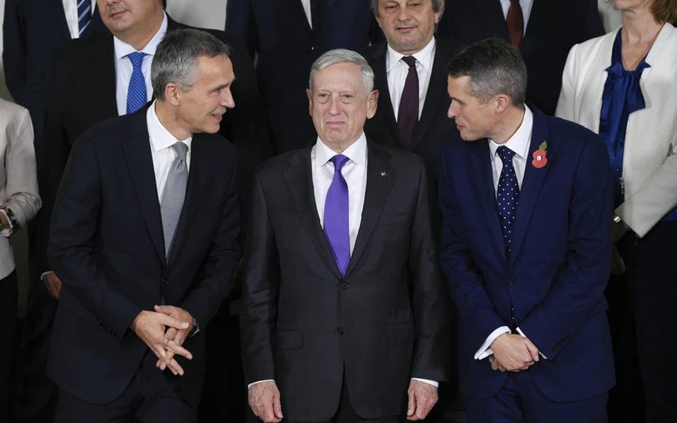 Mattis underscores diplomacy in North Korea crisis