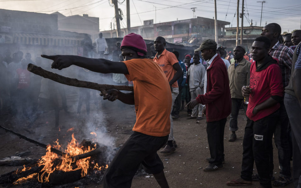Kenya's Supreme Court ruling sparks violent protests